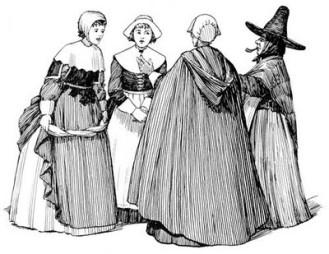 puritan-women